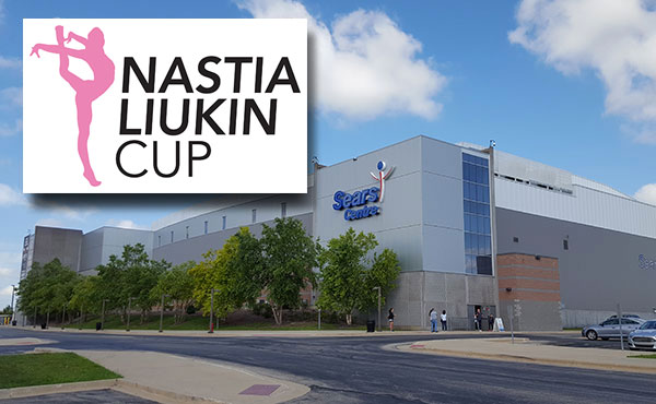 Nastia Liukin Cup is set for March 2