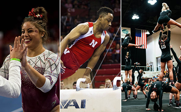 Collegiate gymnastics weekly recap - March 12-18