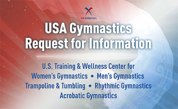 USA Gymnastics Training Center update from Kerry Perry
