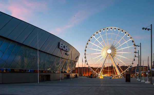 2022 Artistic Gymnastics World Championships awarded to Liverpool