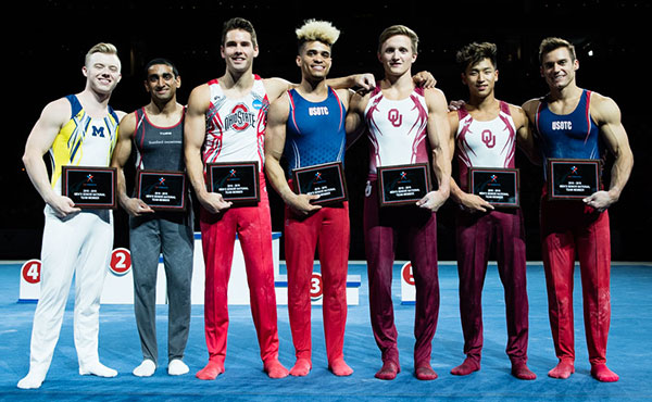 USA Gymnastics names 2018-19 U.S. Men's National Team, World Championships Team squad, Senior Pan American Championships Team