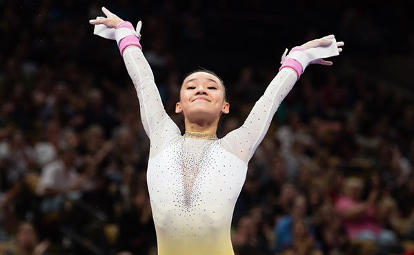Wong wins U.S. junior women's all-around title