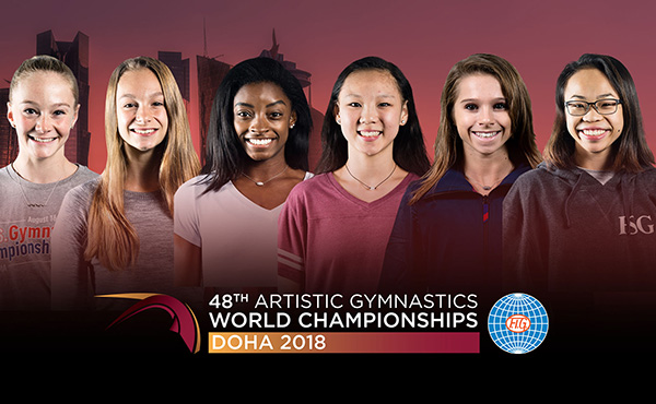USA Gymnastics announces 2018 U.S. Women's World Championships Team