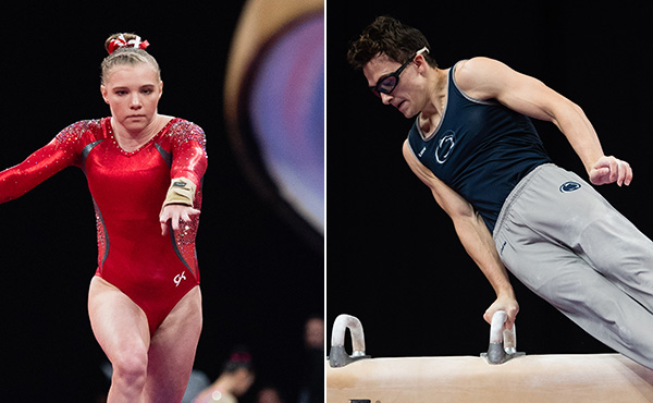 Carey, Nedoroscik advance to Doha World Cup finals