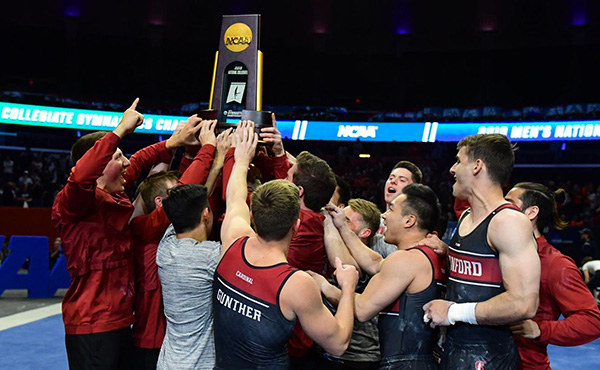 Stanford wins men's NCAA Championships
