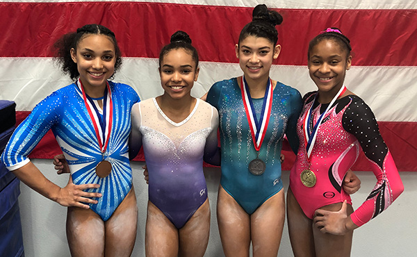 USA Gymnastics names women's Junior World Championships Team