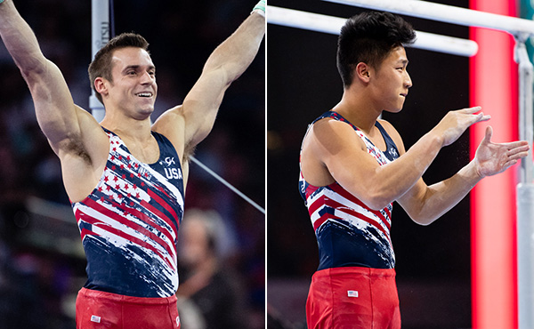 World bronze-medalists Mikulak, Moldauer headline field for the 2020 Winter Cup Challenge