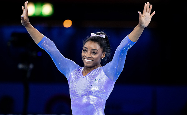 With all-time World medal record, Simone Biles builds on what is already a legendary career