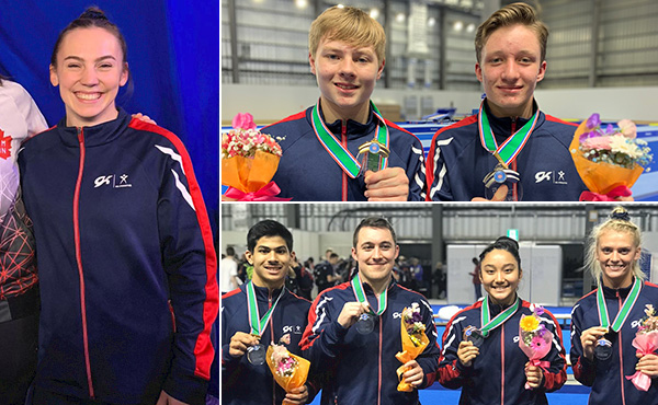 Team USA wraps up 2019 World Age Group Competitions with five medals