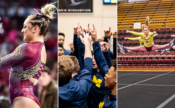 Collegiate gymnastics weekly recap - Feb. 10-16, 2020