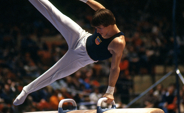 World gold medalist and USA Gymnastics Hall of Fame member Kurt Thomas passed away on June 5
