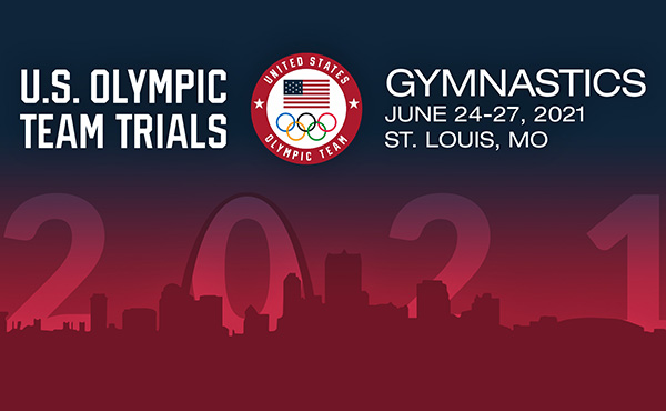 USA Gymnastics announces venue change and ticketing updates for U.S. Olympic Team Trials – Gymnastics