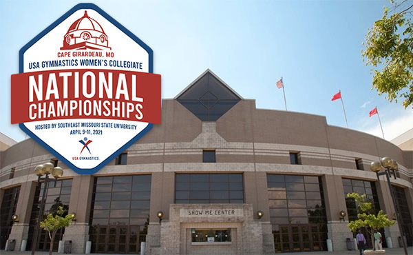 Southeast Missouri State University to host 2021 USA Gymnastics Women's Collegiate National Championships