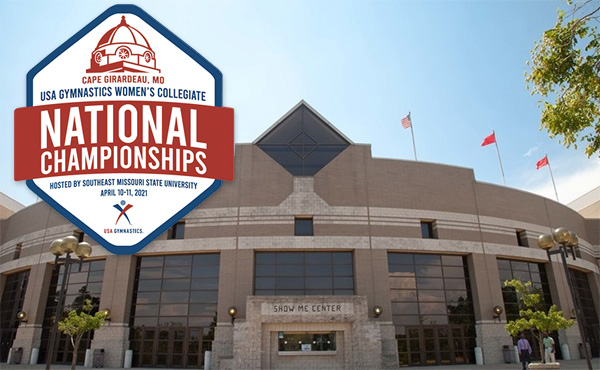 USA Gymnastics Women's Collegiate National Championships begin Saturday