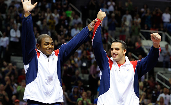 Orozco, Leyva punch tickets to the 2012 Olympic Games