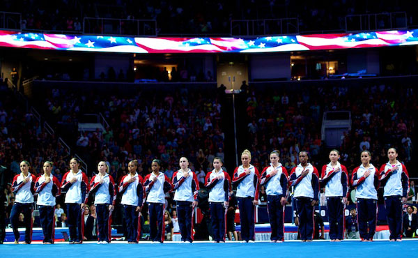 Women's final night of the 2012 U.S. Olympic Trials - Gymnastics is sold out
