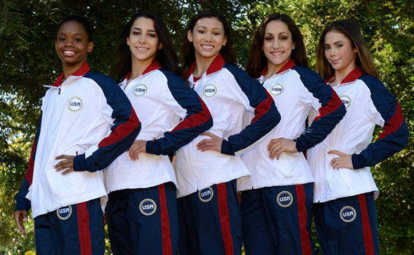 USA Gymnastics announces women's gymnastics team for 2012 Olympic Games