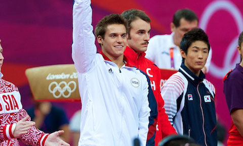 Mikulak among 2012 U.S. Olympic and Paralympic athletes to be honored at the White House