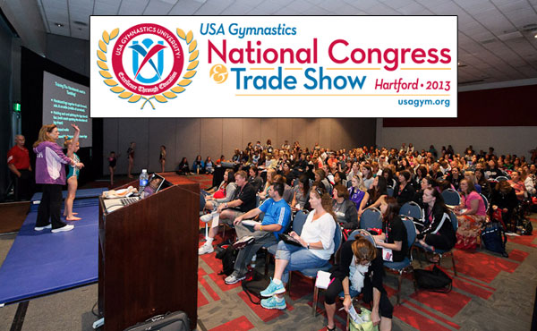 2013 National Congress Speaker Schedule with Dates and Time Now Available!