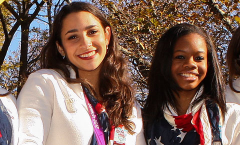 2012 Olympic gold-medalists Douglas, Raisman will attend 2013 AT&T American Cup, Nastia Liukin Cup