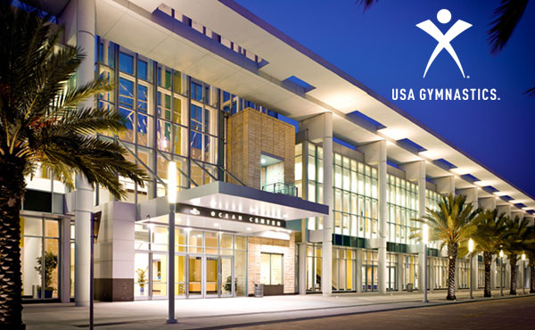 Daytona Beach will host 2020 Gymnastics for All National Championships and GymFest