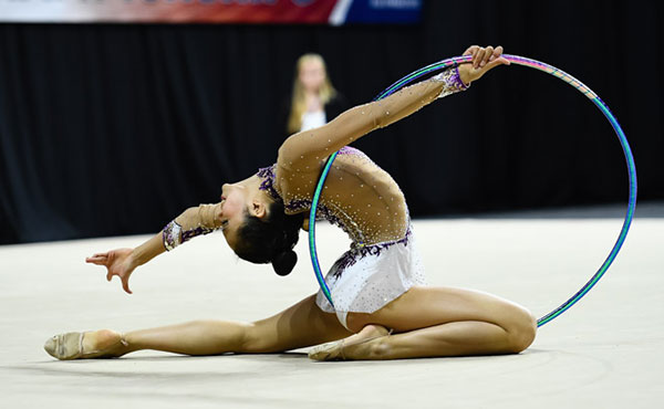Competition concludes at Baku World Cup