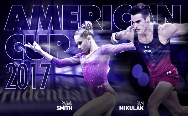 Mikulak, Smith headline field for 2017 American Cup
