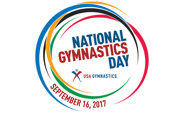 National Gymnastics Day is Sept. 16