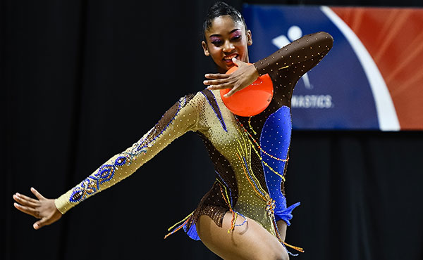 Generalova finishes fifth at Grand Prix in Kiev