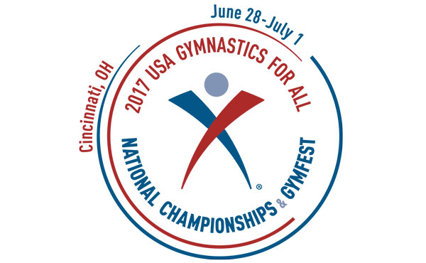 Mount St. Joseph University Holds 2017 USA Gymnastics for All National Championships and GymFest