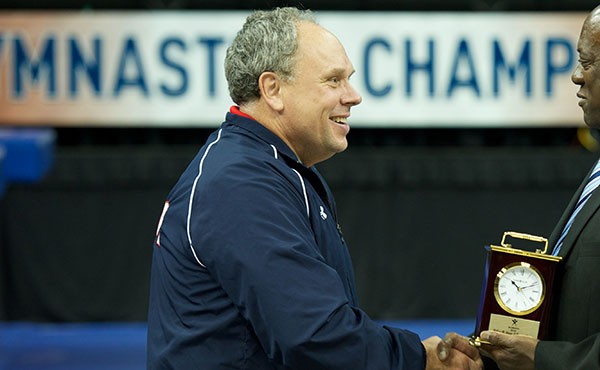 Drew retires as USA Gymnastics program director for trampoline and tumbling