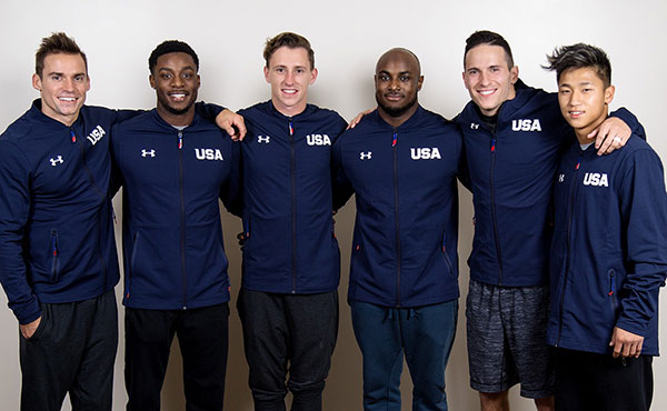 Mix of newcomers, veterans headed to Montreal for Team USA